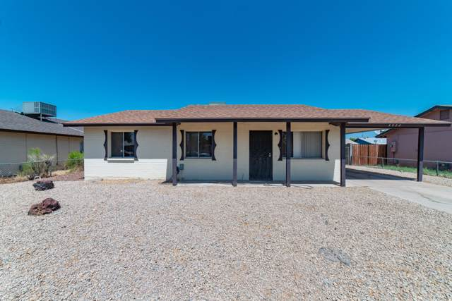 5928 W Dailey Street, Glendale, AZ 85306 (MLS #5969517) :: The Property Partners at eXp Realty