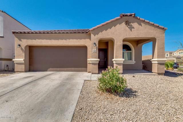 17103 N Allegra Drive, Maricopa, AZ 85138 (MLS #5969523) :: Nate Martinez Team