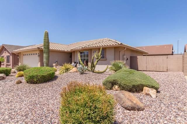 11040 E Nichols Avenue, Mesa, AZ 85209 (MLS #5969531) :: neXGen Real Estate