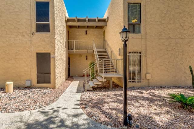 4950 N Miller Road #211, Scottsdale, AZ 85251 (MLS #5969538) :: The W Group