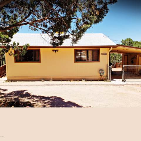 2902 W Palmer Drive, Payson, AZ 85541 (MLS #5969542) :: Nate Martinez Team