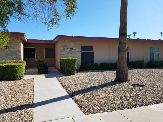 10926 W Topaz Drive, Sun City, AZ 85351 (MLS #5969551) :: Devor Real Estate Associates
