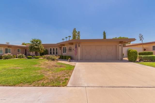 10505 W Hutton Drive, Sun City, AZ 85351 (MLS #5969570) :: The Luna Team