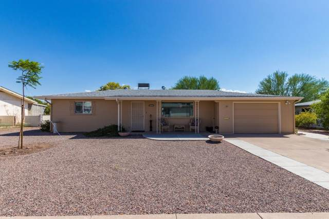 5827 E Dodge Street, Mesa, AZ 85205 (MLS #5969571) :: Riddle Realty Group - Keller Williams Arizona Realty