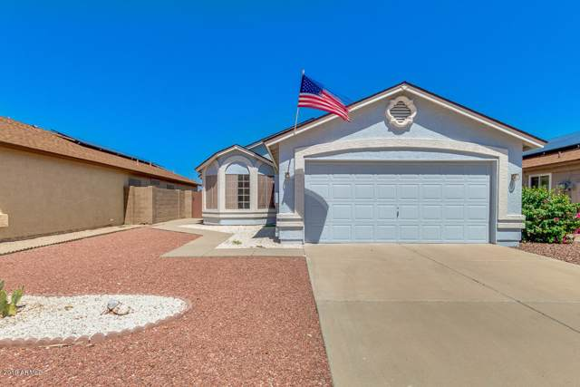 15038 W Heritage Oak Way, Surprise, AZ 85374 (MLS #5969572) :: neXGen Real Estate