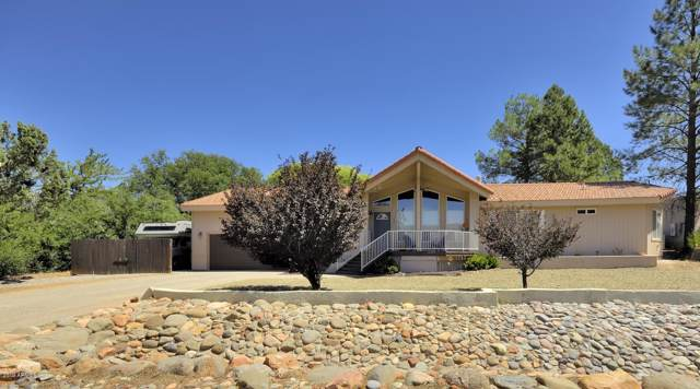 146 Doodlebug Road, Sedona, AZ 86336 (MLS #5969584) :: Keller Williams Realty Phoenix