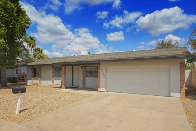 1528 E El Moro Avenue, Mesa, AZ 85204 (MLS #5969608) :: The Luna Team