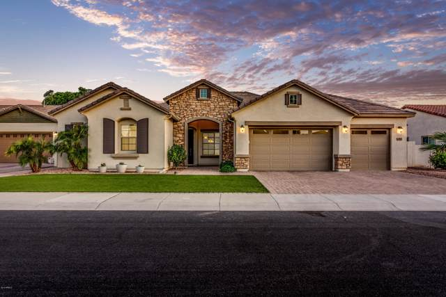 1521 E Sagittarius Place, Chandler, AZ 85249 (MLS #5969609) :: CANAM Realty Group