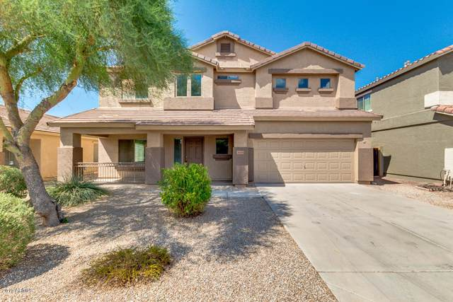 36436 W Costa Blanca Drive, Maricopa, AZ 85138 (MLS #5969641) :: Nate Martinez Team