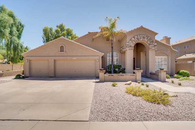 5571 W Gail Drive, Chandler, AZ 85226 (MLS #5969647) :: CANAM Realty Group