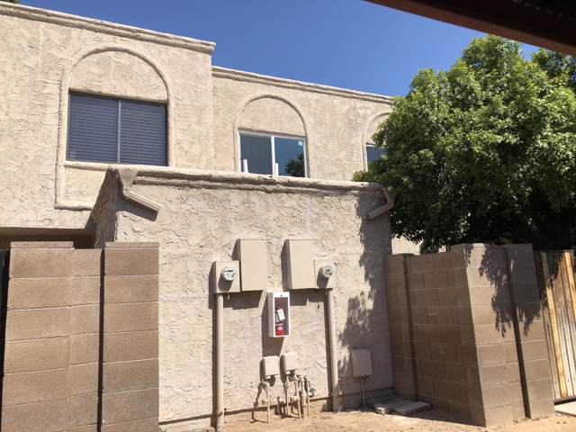 600 S Dobson Road #97, Mesa, AZ 85202 (MLS #5969655) :: Nate Martinez Team