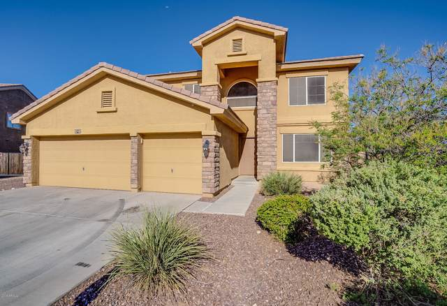 494 S 220TH Lane, Buckeye, AZ 85326 (MLS #5969670) :: Openshaw Real Estate Group in partnership with The Jesse Herfel Real Estate Group