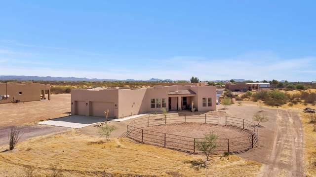 31709 N 227 Th Avenue, Wittmann, AZ 85361 (MLS #5969680) :: Yost Realty Group at RE/MAX Casa Grande