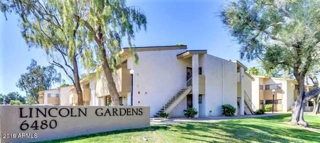 6480 N 82ND Street #2205, Scottsdale, AZ 85250 (MLS #5969686) :: CANAM Realty Group