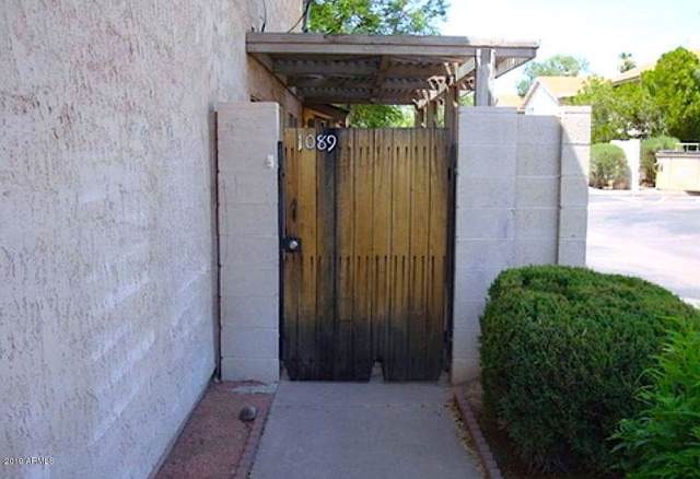1089 N 84TH Place, Scottsdale, AZ 85257 (MLS #5969700) :: CANAM Realty Group