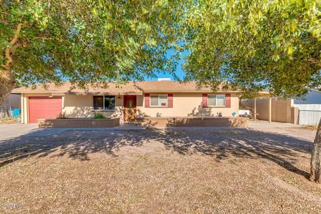 333 N 85TH Place, Mesa, AZ 85207 (MLS #5969707) :: Yost Realty Group at RE/MAX Casa Grande