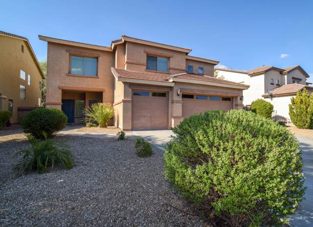 910 E Heather Drive, San Tan Valley, AZ 85140 (MLS #5969717) :: CANAM Realty Group