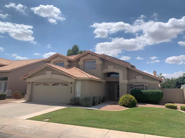 649 W Spur Avenue, Gilbert, AZ 85233 (MLS #5969735) :: Openshaw Real Estate Group in partnership with The Jesse Herfel Real Estate Group