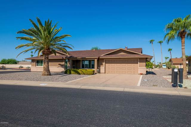 17802 N 132ND Avenue, Sun City West, AZ 85375 (MLS #5969762) :: Nate Martinez Team