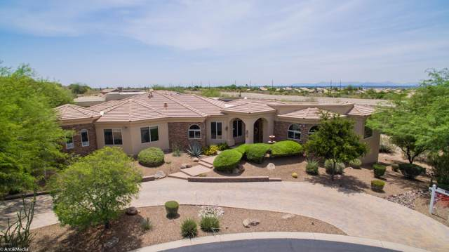 7260 E Eagle Crest Drive #20, Mesa, AZ 85207 (MLS #5969787) :: Nate Martinez Team