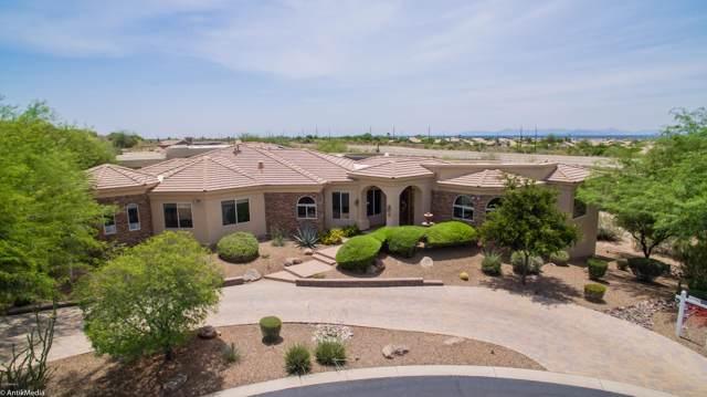 7260 E Eagle Crest Drive #20, Mesa, AZ 85207 (MLS #5969787) :: CANAM Realty Group