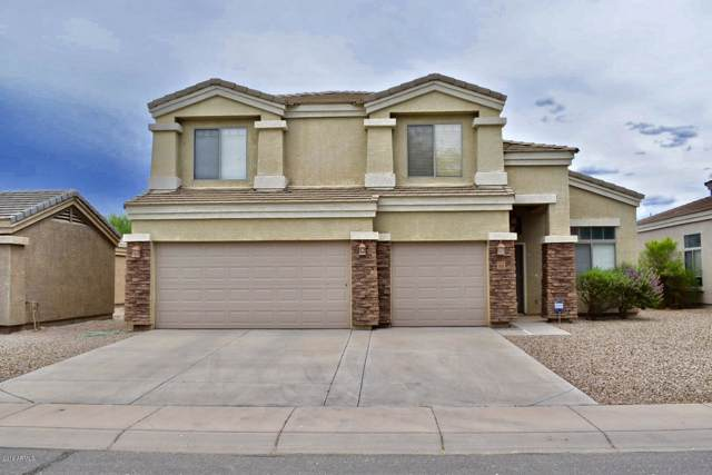 1659 E Angelica Drive, Casa Grande, AZ 85122 (MLS #5969799) :: Nate Martinez Team