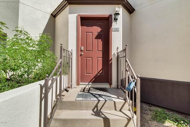 100 E Fillmore Street #218, Phoenix, AZ 85004 (MLS #5969818) :: Keller Williams Realty Phoenix