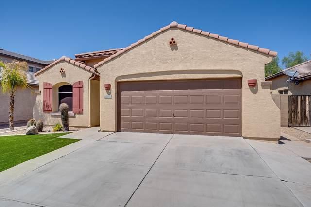 9116 W Berkeley Road, Phoenix, AZ 85037 (MLS #5969849) :: The Laughton Team