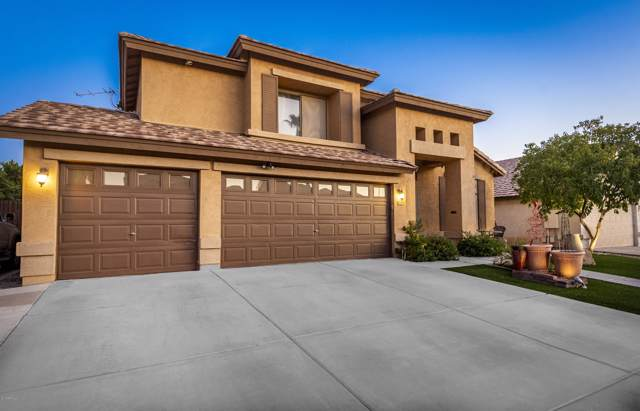 10379 W Rosewood Drive, Avondale, AZ 85392 (MLS #5969854) :: The Kenny Klaus Team