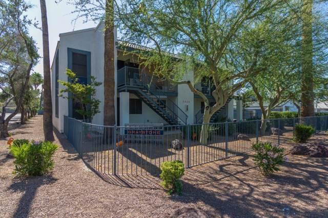 3635 N 37TH Street #10, Phoenix, AZ 85018 (MLS #5969889) :: CANAM Realty Group