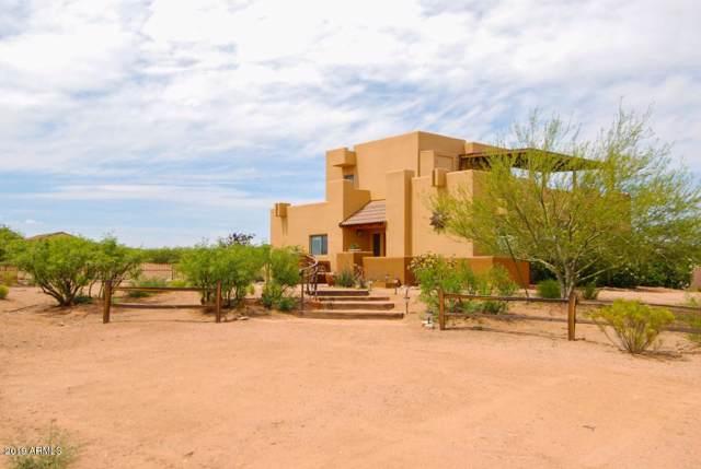 10693 N Stagecoach Pass Pass, Elfrida, AZ 85617 (MLS #5970051) :: Devor Real Estate Associates