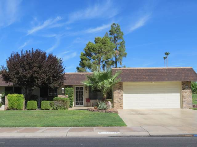 10110 W Highwood Lane, Sun City, AZ 85373 (MLS #5970086) :: Devor Real Estate Associates