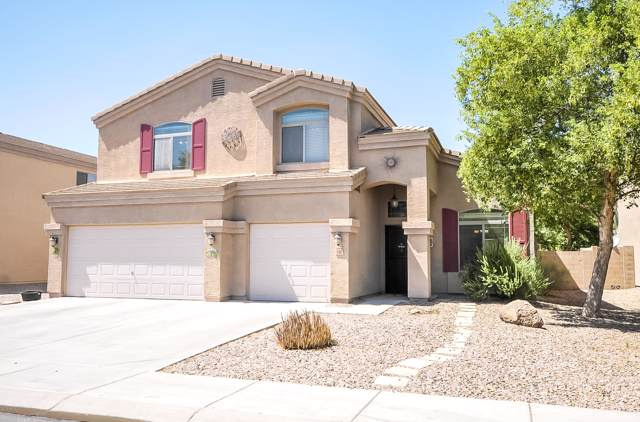 1782 E Wildflower Lane, Casa Grande, AZ 85122 (MLS #5970150) :: Occasio Realty