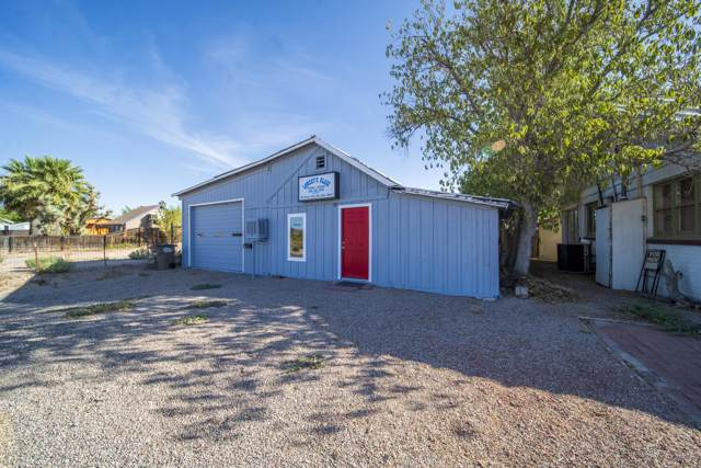 25 N Adams Street, Wickenburg, AZ 85390 (MLS #5970193) :: Yost Realty Group at RE/MAX Casa Grande