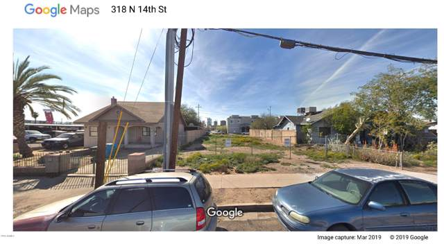 318 N 14TH Street, Phoenix, AZ 85006 (MLS #5970195) :: Arizona Home Group