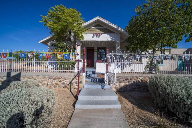 170 W Wickenburg Way, Wickenburg, AZ 85390 (MLS #5970208) :: Yost Realty Group at RE/MAX Casa Grande