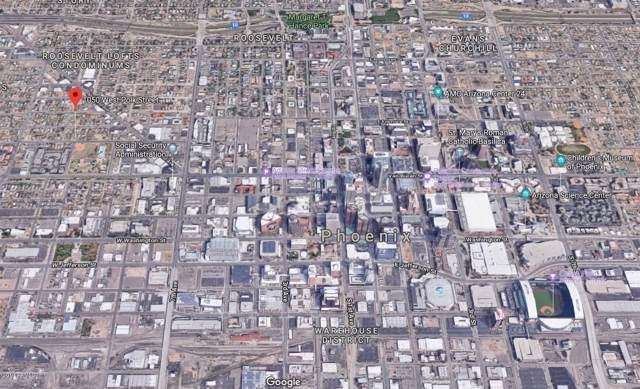 1050 W Polk Street, Phoenix, AZ 85007 (MLS #5970269) :: RE/MAX Excalibur