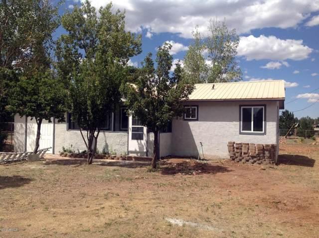2202 Sitgreaves Drive, Overgaard, AZ 85933 (MLS #5970285) :: The Kenny Klaus Team