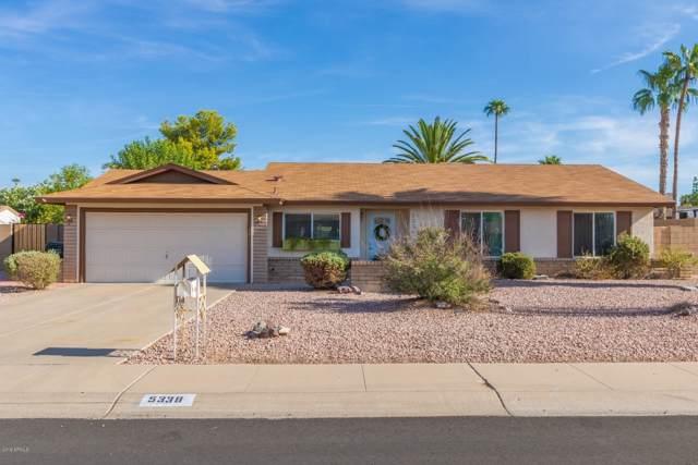 5338 E Winchcomb Drive, Scottsdale, AZ 85254 (MLS #5970292) :: The W Group