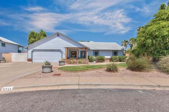6744 E Juniper Street, Mesa, AZ 85205 (MLS #5970428) :: Arizona Home Group