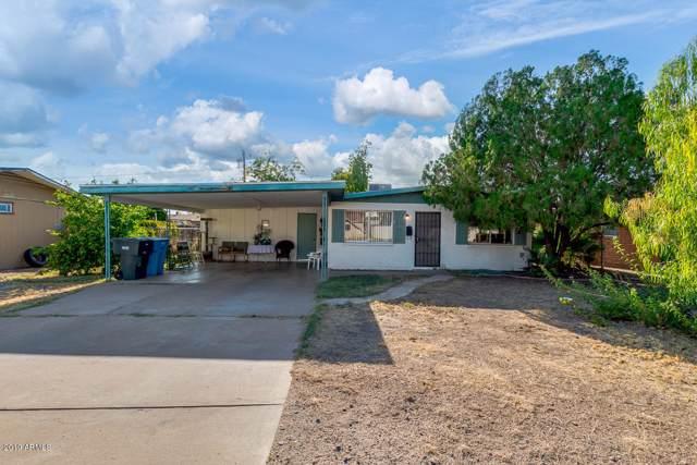 11608 N 21ST Avenue, Phoenix, AZ 85029 (MLS #5970437) :: The W Group