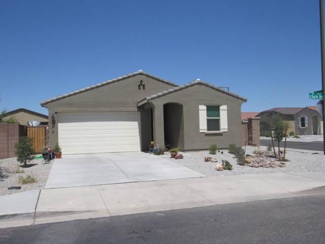2404 S 236th Drive, Buckeye, AZ 85326 (MLS #5970643) :: Conway Real Estate