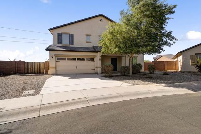 7250 S 254TH Drive, Buckeye, AZ 85326 (MLS #5970676) :: The Daniel Montez Real Estate Group
