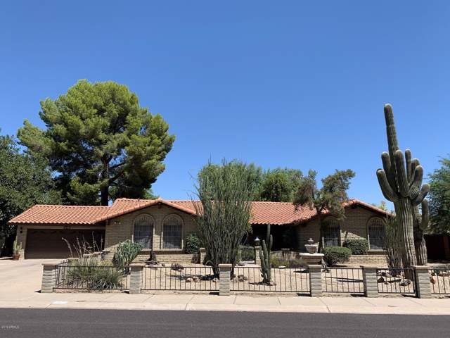 2836 E Weldon Avenue, Phoenix, AZ 85016 (MLS #5970764) :: The W Group