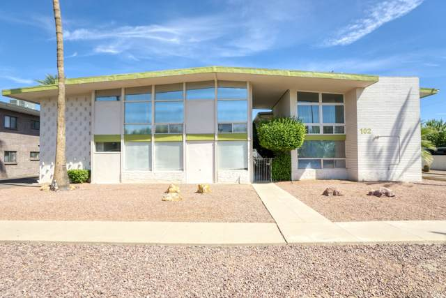 102 W Maryland Avenue D2, Phoenix, AZ 85013 (MLS #5970766) :: Brett Tanner Home Selling Team