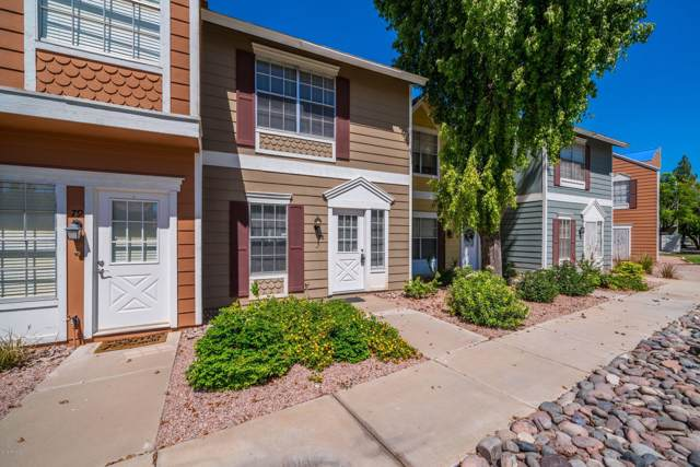 1970 N Hartford Street #78, Chandler, AZ 85225 (MLS #5970788) :: The Property Partners at eXp Realty