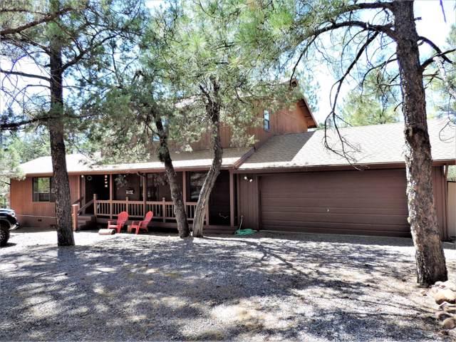 3974 N Mistletoe Drive, Pine, AZ 85544 (MLS #5970898) :: Occasio Realty