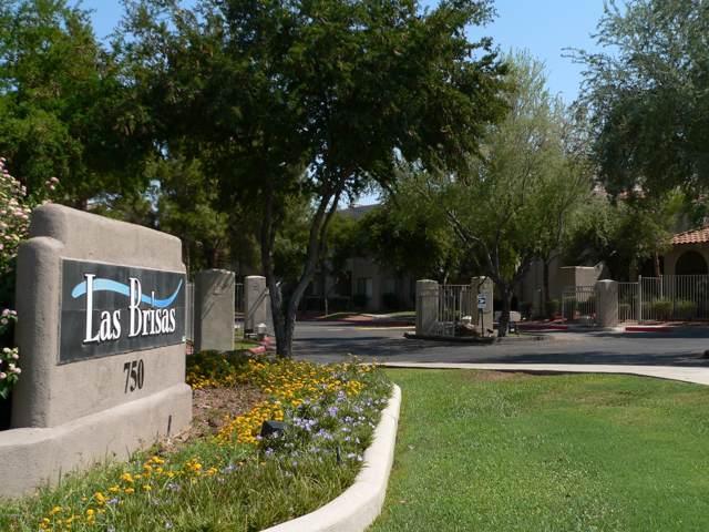 750 E Northern Avenue #1057, Phoenix, AZ 85020 (MLS #5970956) :: CC & Co. Real Estate Team