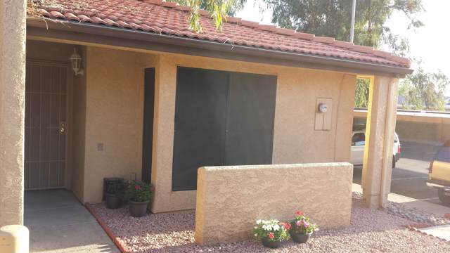 3228 W Glendale Avenue #117, Phoenix, AZ 85051 (MLS #5970964) :: neXGen Real Estate