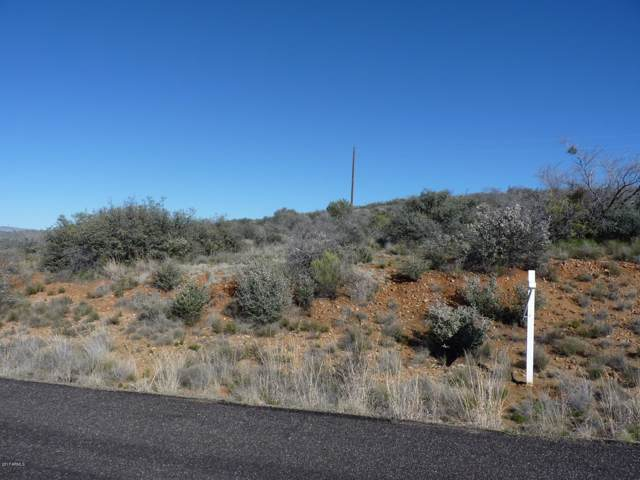 16947 S Joshua Tree Road, Mayer, AZ 86333 (MLS #5971010) :: The Bill and Cindy Flowers Team